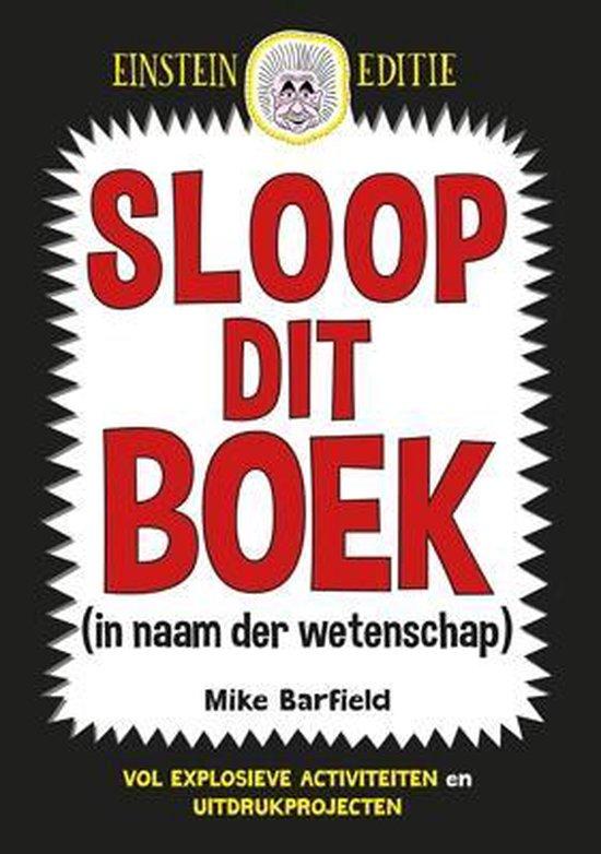 Sloop dit boek Einstein editie - Mike Barfield |