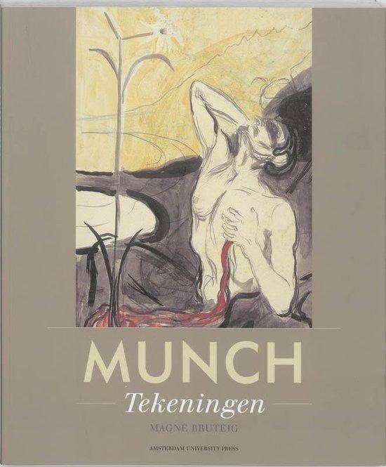 Munch - tekeningen - Magne Bruteig |