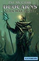 Omslag Duocarns - Alien War Planet