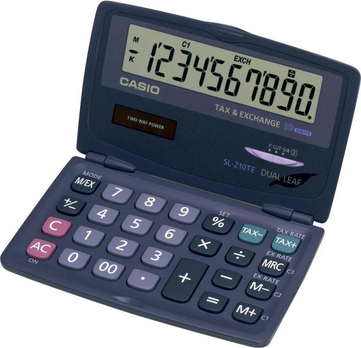 Casio SL-210TE - Bureaurekenmachine