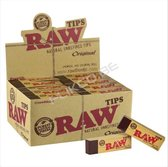 Raw filter tips 50 per box