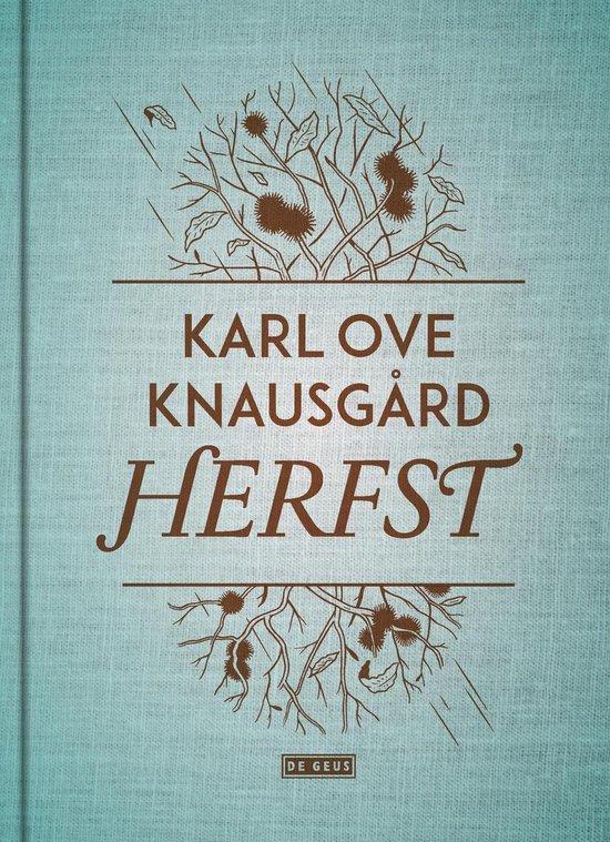 Herfst/ 4 seizoenen 1 - Karl Ove Knausgard |