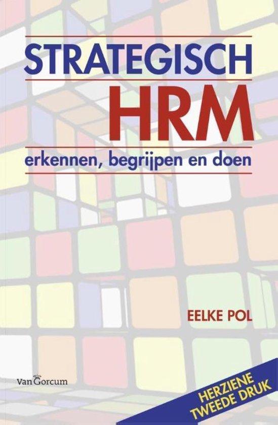 Strategisch HRM - Eelke Pol pdf epub