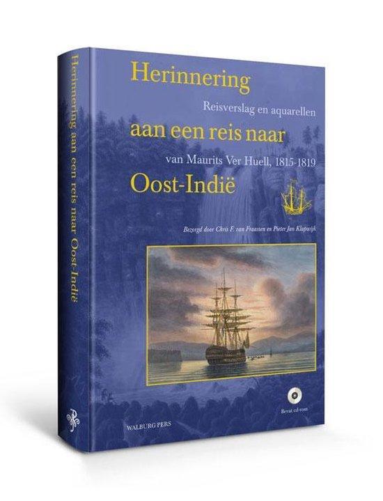 Herinnering Aan Een Reis Naar Oost-Indië + Cd-Rom - M. Ver Huell  