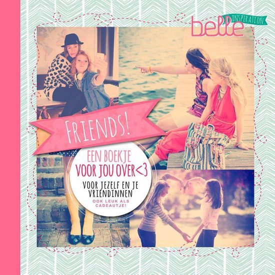 Belle inspiration - Friends