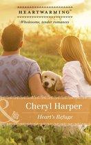 Heart's Refuge (Mills & Boon Heartwarming) (Lucky Numbers, Book 2)