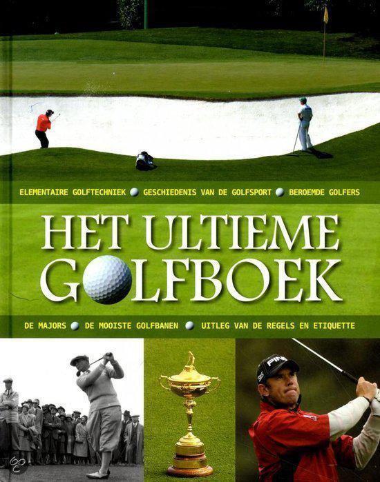 Boek cover Het ultieme golfboek van Neil Tappin (Hardcover)