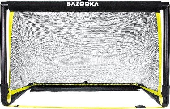 Bazooka voetbaldoel vouwbaar (120x75x75cm)