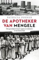 Boek cover De apotheker van Mengele van Patricia Posner (Onbekend)