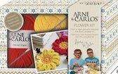 Floral coaster kit