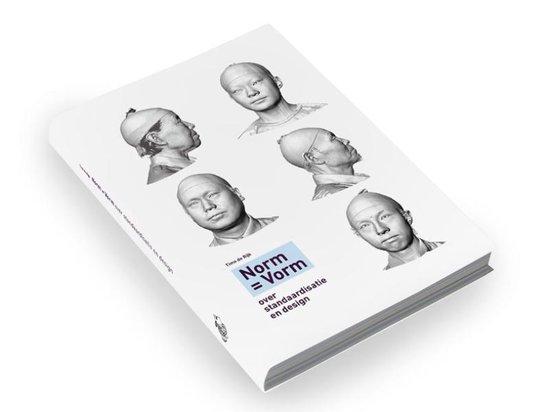 Cover van het boek 'Norm = Vorm'