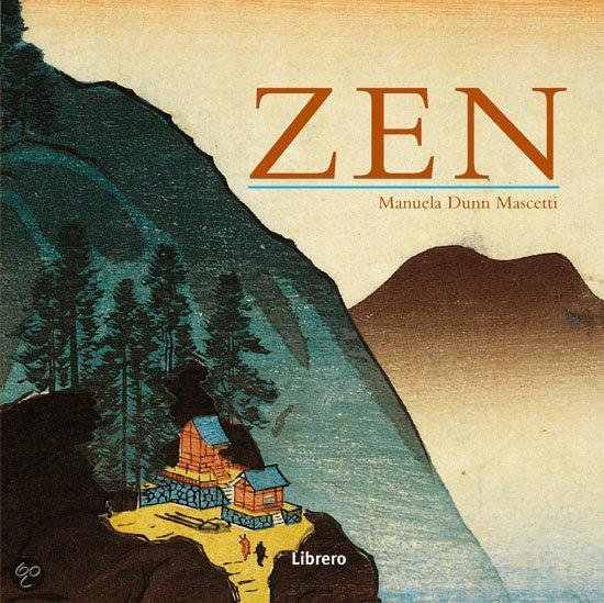 Cover van het boek 'Zen'