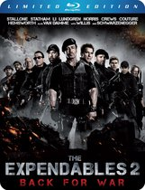 Expendables 2 Limited Metal Edition