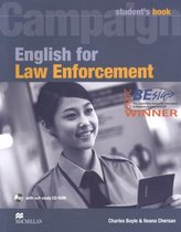 English for Law Enforcement student's book + cd-rom