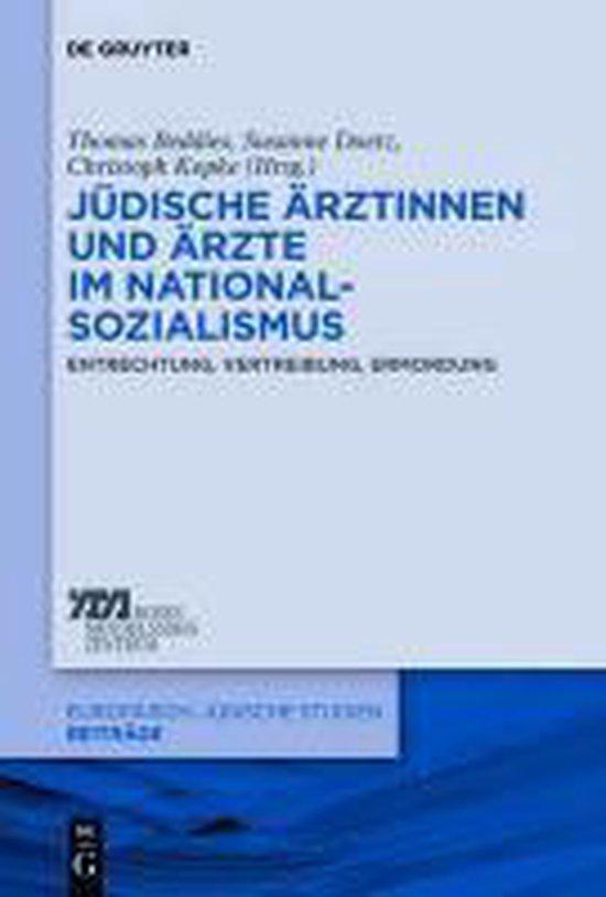 Judische AErztinnen Und AErzte Im Nationalsozialismus