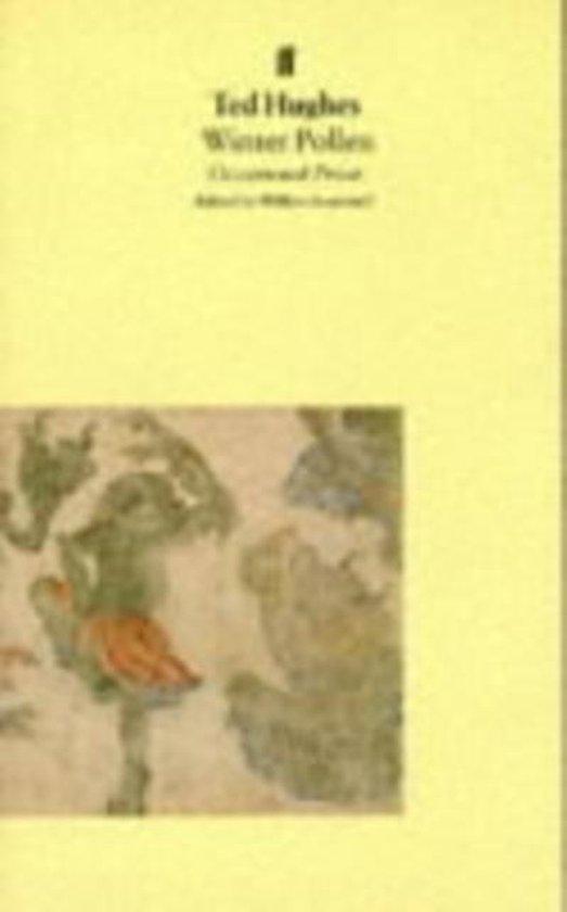 Boek cover Winter Pollen van Ted Hughes (Paperback)