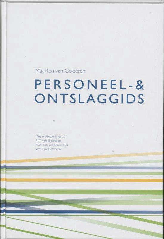De Personeel- & Ontslaggids - M.E.J. van Gelderen  