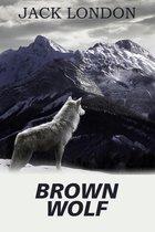 Omslag Brown Wolf