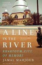 Boek cover A Line in the River van Jamal Mahjoub