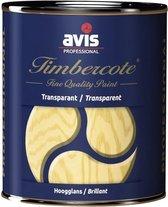 Avis Timbercote Noten Transparante Lak