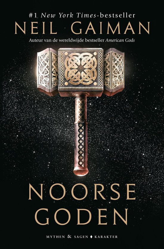 Noorse goden - Neil Gaiman |