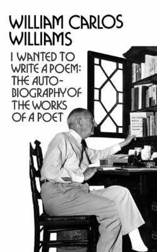Boek cover I Wanted to Write a Poem van William Carlos Williams (Paperback)