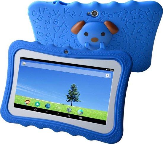 OEM kinder tablet - Connect telekids - 7 inch - Blauw