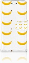 Telefoonhoesje LG Magna | G4C Book Case Hoesje Banana