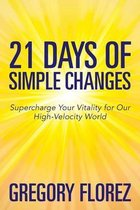 21 Days of Simple Changes