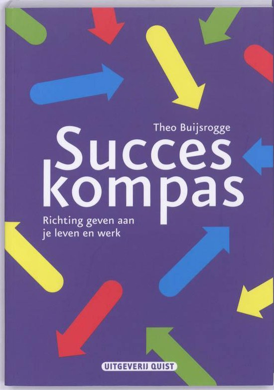 Succeskompas - Theo Buijsrogge | Fthsonline.com