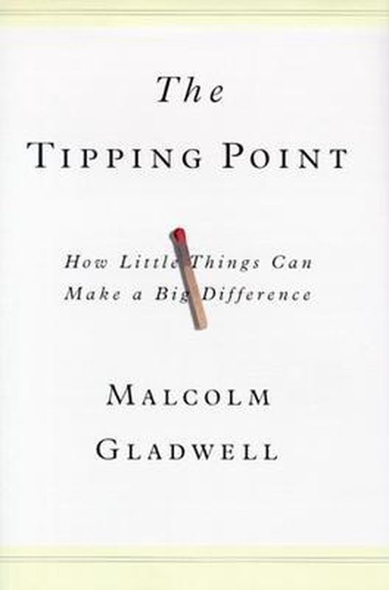 Afbeelding van The Tipping Point