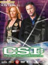 CSI: Crime Scene Investigation - Seizoen 4 (Deel 2)