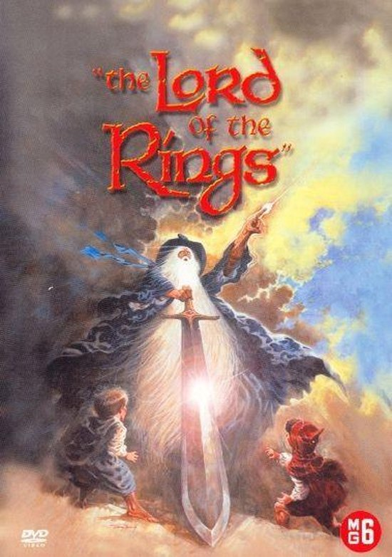 LORD OF THE RINGS /S DVD NL