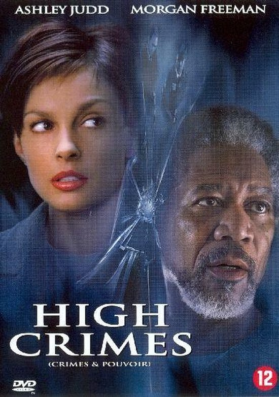 Cover van de film 'High Crimes'