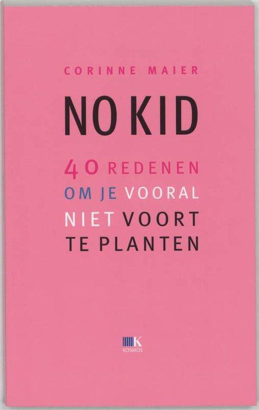No Kid - Corinne Maier |