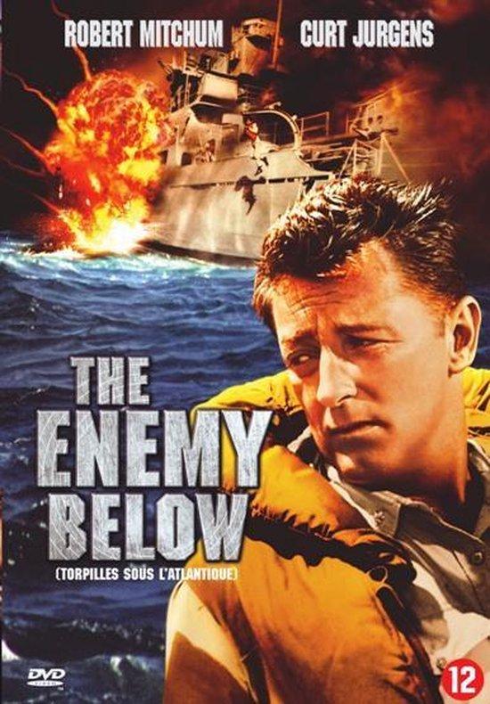 Cover van de film 'Enemy Below'