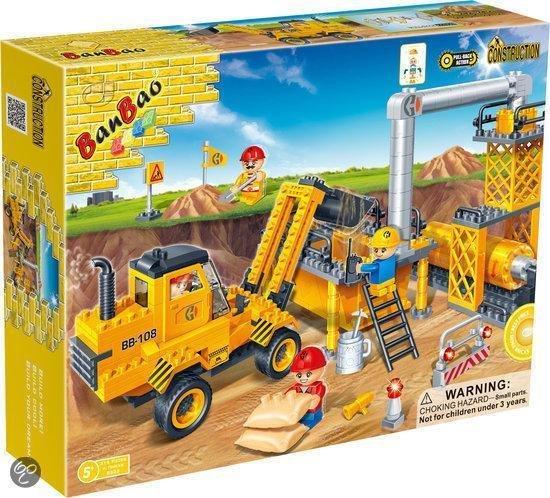BanBao Constructie Voorbereidingsmachine - 8533