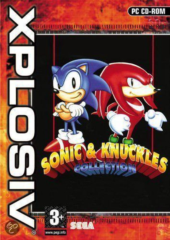 Sonic & Knuckles Collection Sive)