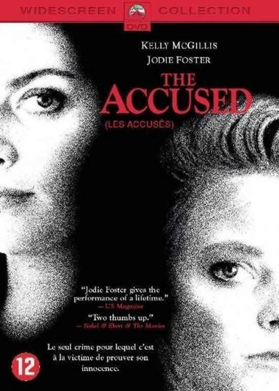 Cover van de film 'Accused'