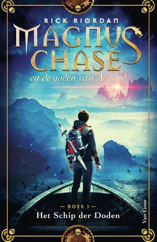 Magnus Chase en de goden van Asgard 3 - Het schip der doden - Rick Riordan  