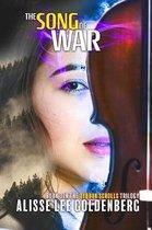 Boek cover The Song of War van Alisse Lee Goldenberg