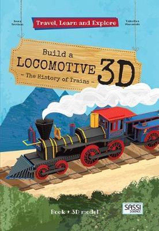 Build a Locomotive 3D