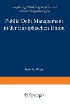 Public Debt Management in Der Europaischen Union