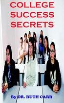Omslag College Success Secrets