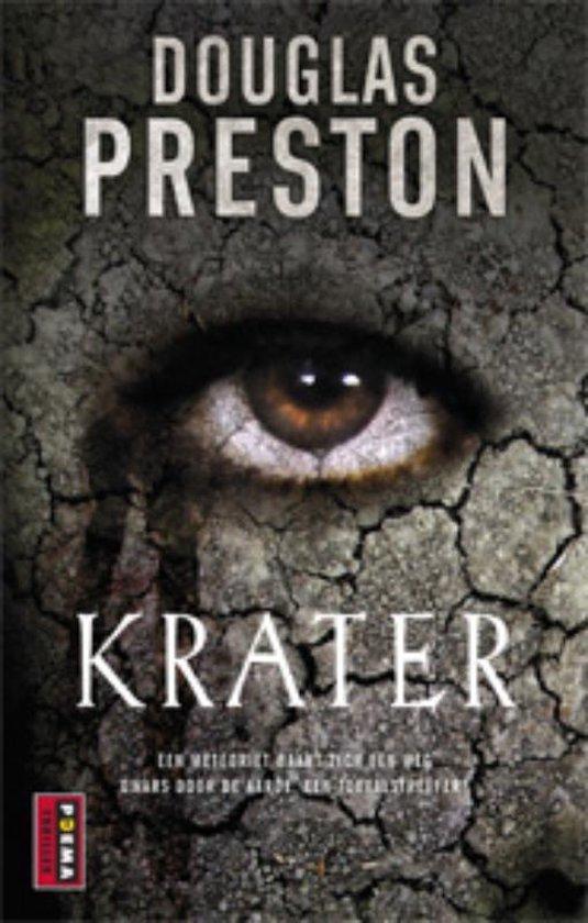 Krater - Douglas Preston |