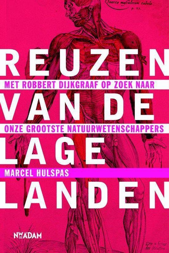 Boek cover Reuzen van de lage landen van Marcel Hulspas (Paperback)