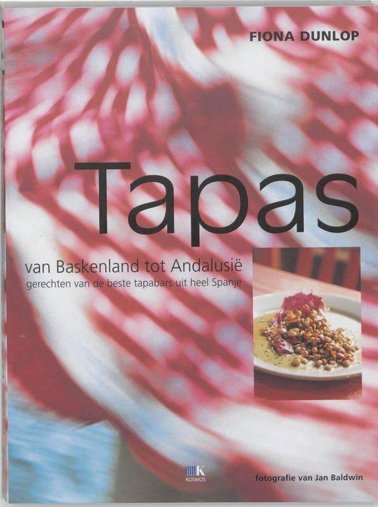Tapas - Van Baskenland Tot Andalusie - F. Dunlop |