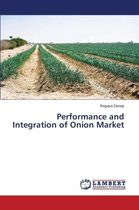 Performance and Integration of Onion Market