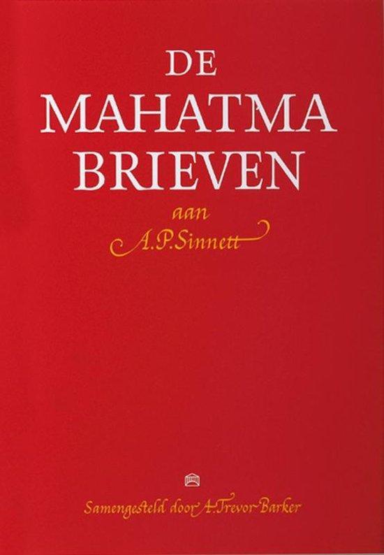 Cover van het boek 'De Mahatma brieven aan A. P. Sinnett van de Mahatma's M. & K. H.' van  Sinnett