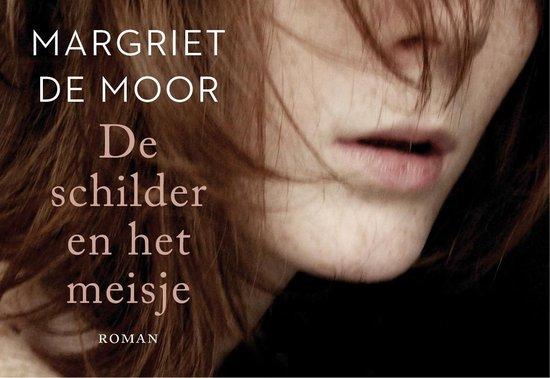 De Schilder En Het Meisje - dwarsligger (compact formaat) - Margriet de Moor |
